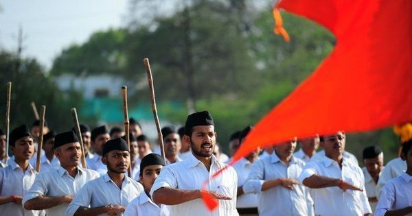 Hindu nationalists increasingly use anti-Semitic slurs to target me – and that isn't surprising