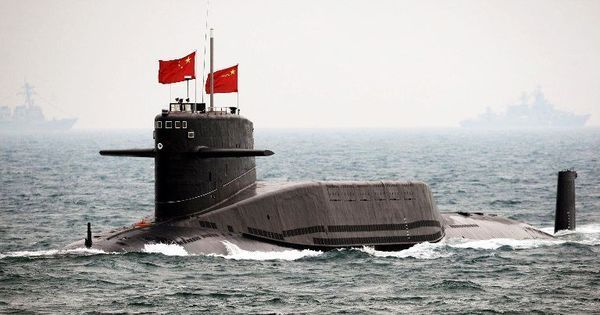 China is a 'disruptive power', must be contained, say Naval chiefs of India, Australia, Japan and US