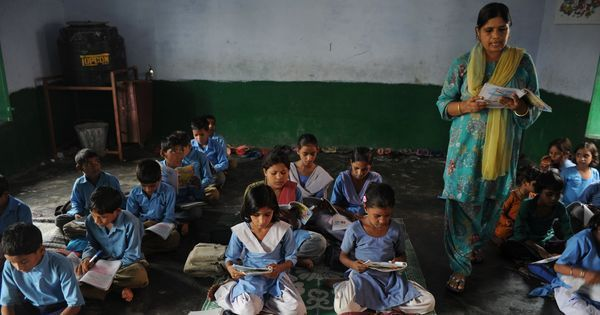 Jittery over school mergers, teachers in Madhya Pradesh are waiting for the election results