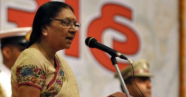 'Love jihad': UP Governor Anandiben Patel says survey showed need for anti-conversion law