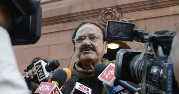With Venkaiah Naidu set to be vice president, BJP hopes to take charge of Rajya Sabha