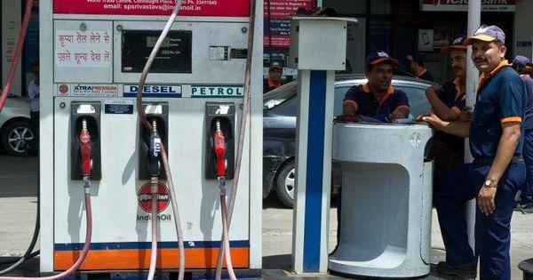 पेट्रोल की कीमतें 55 महीने के उच्चतम स्तर पर पहुंचने सहित दिन के बड़े समाचार