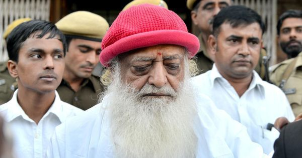 Supreme Court asks Gujarat government for status report on Asaram rape case