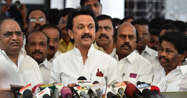 Tamil Nadu: Stalin demands Panneerselvam's resignation for allegedly taking bribe from mining baron