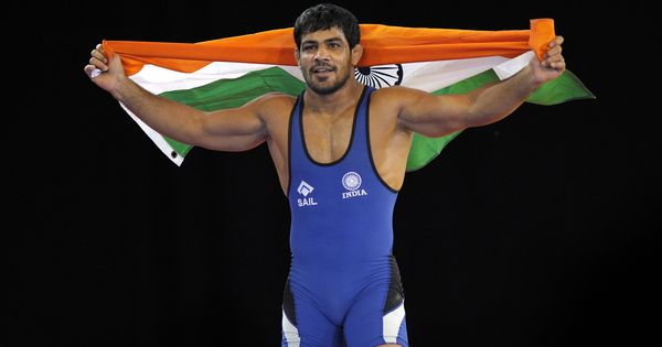 Sports Ministry rejects conflict of interest charge against wrestler Sushil Kumar