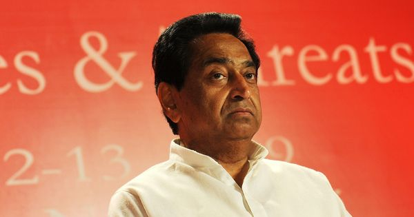 Kamal Nath named chief minister of Madhya Pradesh