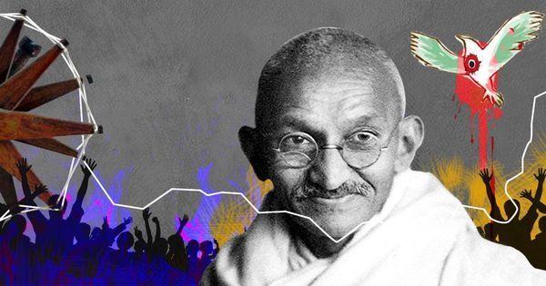 अगस्त क्रांति दिवस : जब गांधी की भाषा अग्नि में पड़े कुंदन की तरह दमक उठी थी