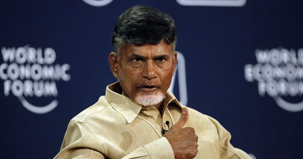 Won't hesitate to ignore villages that don't vote for TDP, says Andhra Pradesh CM Chandrababu Naidu