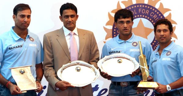 Kohli may be responsible for Kumble's exit, but Tendulkar, Ganguly and Laxman are as much to blame