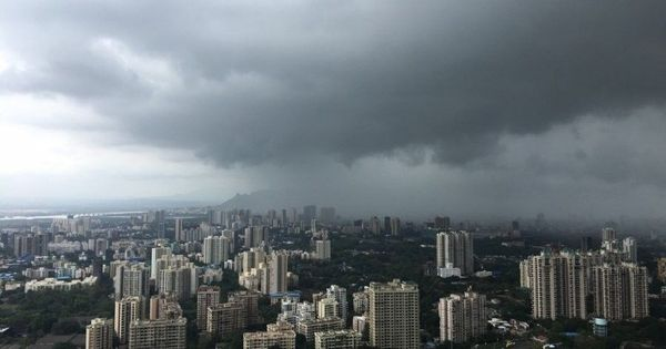 Met department predicts heavy rainfall for Mumbai in the next 48 hours