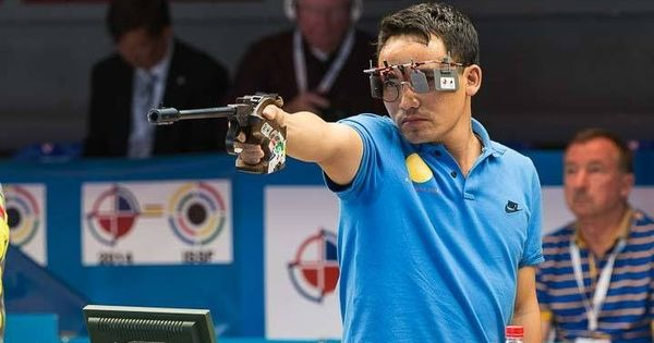 Shooting World Cup: Jitu Rai fails to qualify for 10m Air Pistol final