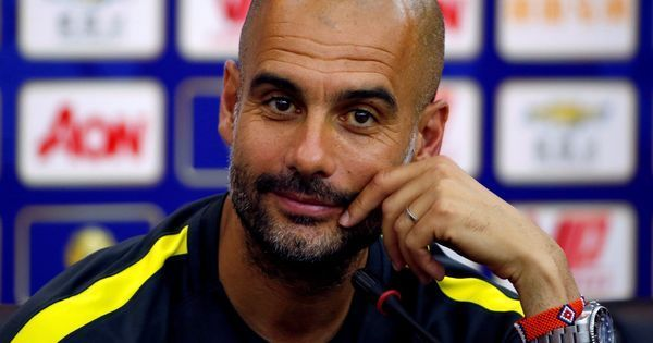 'Don't look back, look at what we have to achieve': Guardiola urges City not to be complacent