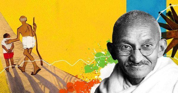 गांधी ऐसा क्यों मानते थे कि दिवाली पर बच्चों की पटाखे चलाने की जिद स्वभाविक नहीं है?