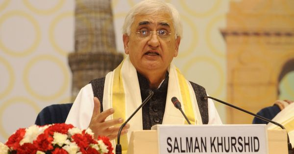 'Congress has blood on its hands, but we'll accept it so that you learn from it': Salman Khurshid
