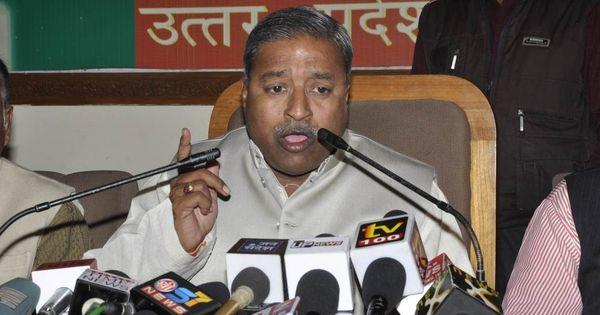 'Taj Mahal was Shiva temple Tejo Mahalaya', says Uttar Pradesh BJP leader Vinay Katiyar