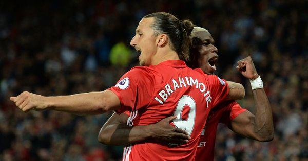 Double bonanza: Zlatan Ibrahimovic and Paul Pogba are ready to play, confirms Mourinho