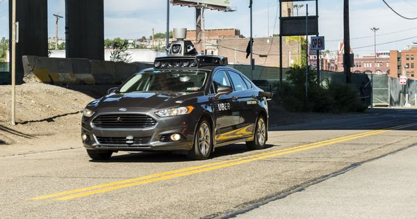 Who's to blame when driverless cars have an accident? Blockchain could help find the answer