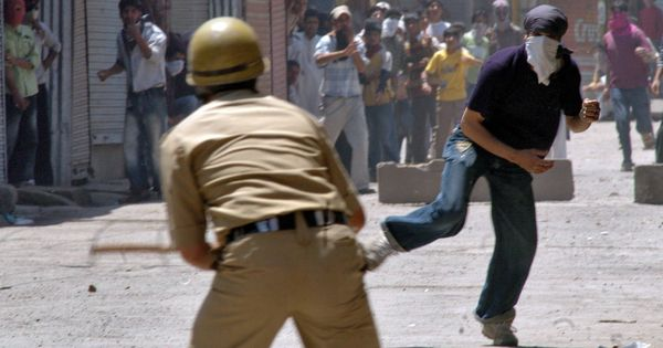 Jammu and Kashmir Police charge protestors with sedition for criticising BJP: The Tribune