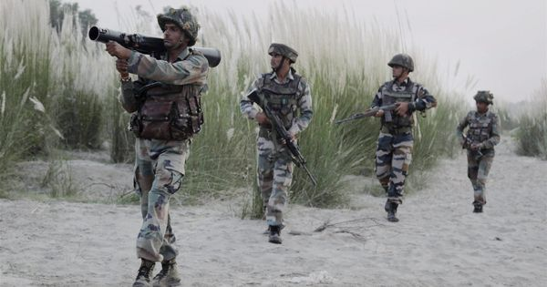 Indian Army says it has killed 190 militants in Jammu and Kashmir this year, 110 of them foreigners