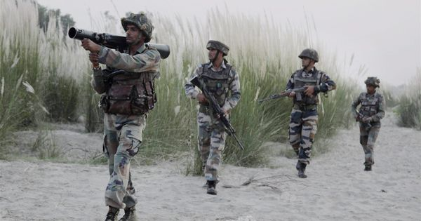 Indian Army tells Pakistan it will 'retaliate appropriately' if its troops are killed