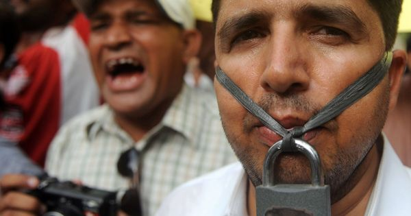 Pakistan military is quietly undermining press freedom, says Committee to Protect Journalists
