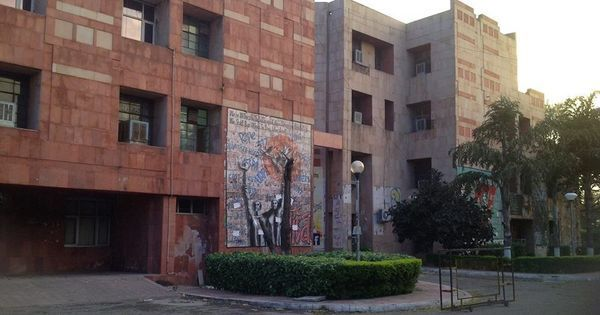 JNU's vice chancellor wants an Army tank installed on campus