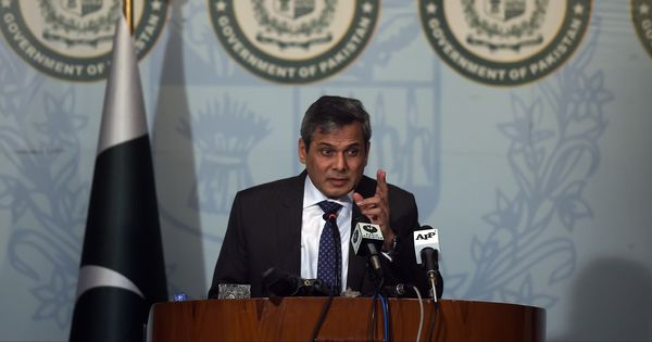 Pakistan concerned about risk to regional balance if countries sell advanced weapons to India