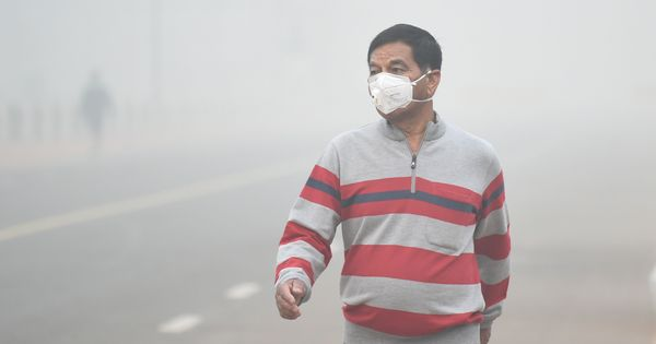 Interview: How people exposed to air pollution are more likely to show symptoms of depression