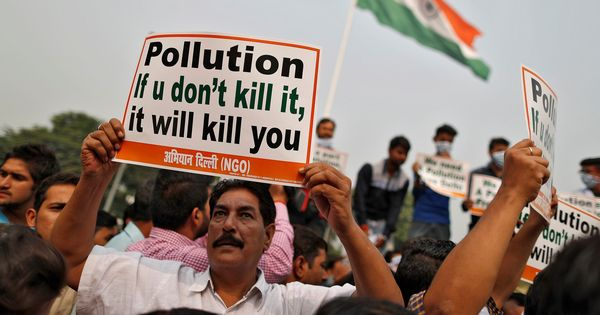 The big news: Delhi's air quality is 'very poor' after Diwali, and nine other top stories