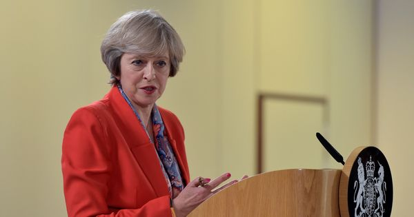 Brexit draft deal on future EU-UK relationship is right for Britain, says PM  Theresa May