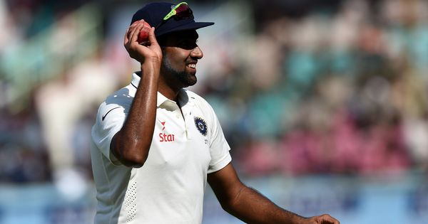 Ravichandran Ashwin wins CEAT International Cricketer of the Year award
