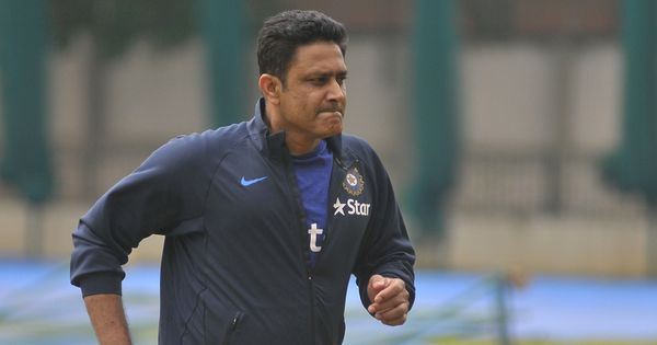 Former India coach Anil Kumble gets his dues post acrimonious exit
