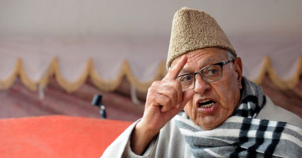 Farooq Abdullah calls for Governor's rule in Kashmir after Mehbooba Mufti meets Arun Jaitley