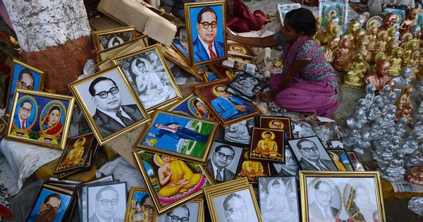 'The Ambedkar they don't want you to know about' is a man who never actually existed