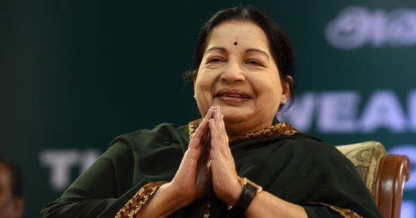 Biopic on Jayalalithaa in the works, Vijay to direct