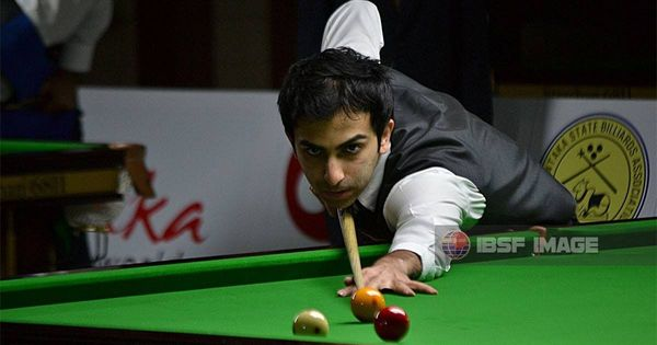 Asian Snooker Tour: Pankaj Advani bags two league wins to qualify for knockout stage