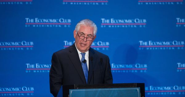 India and US stand shoulder-to-shoulder against terrorism, says Secretary of State Rex Tillerson