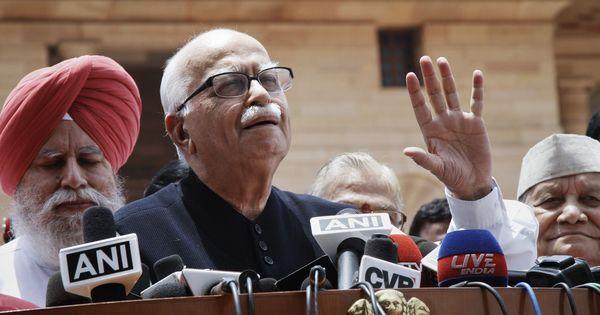 Babri Masjid demolition: Advani, Joshi to be charged today