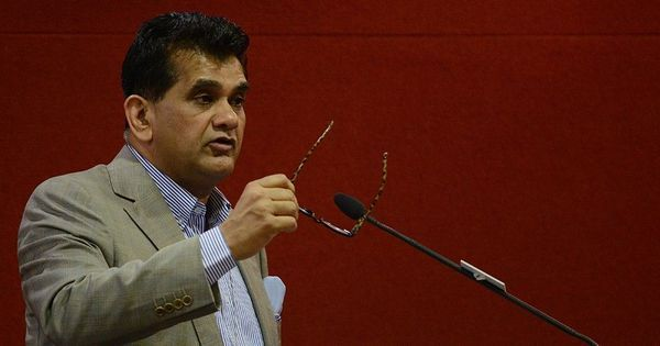 Days of physical banks are numbered, says NITI Aayog CEO Amitabh Kant