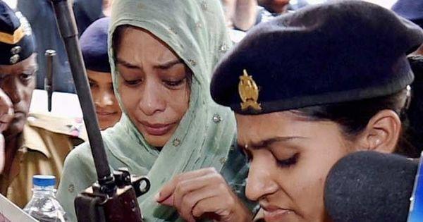 इंद्राणी मुखर्जी सहित 200 महिला कैदियों पर भायखला जेल में दंगा करने का मामला दर्ज