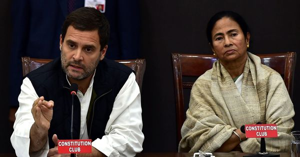 The big news: Rahul Gandhi criticises Mamata Banerjee and Modi in Bengal, and 9 other top stories