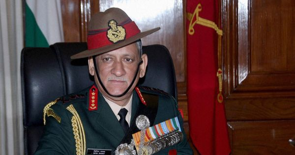 The big news: Army chief's remarks on Assamese party condemned as political, and 9 other top stories