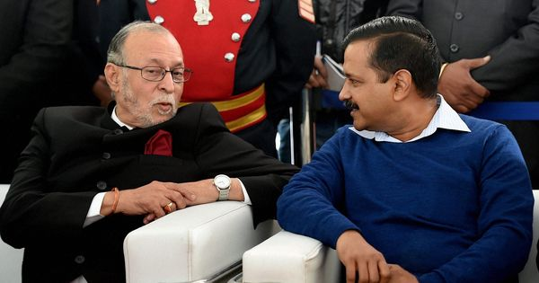 Arvind Kejriwal says Delhi lieutenant governor has rejected proposal for home-delivery of services