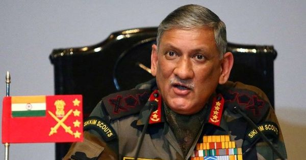 Army chief says Assam's AIUDF has grown at a faster pace than the BJP