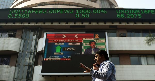 Indian markets rally – Sensex finishes 194 points higher, Nifty over 10,000