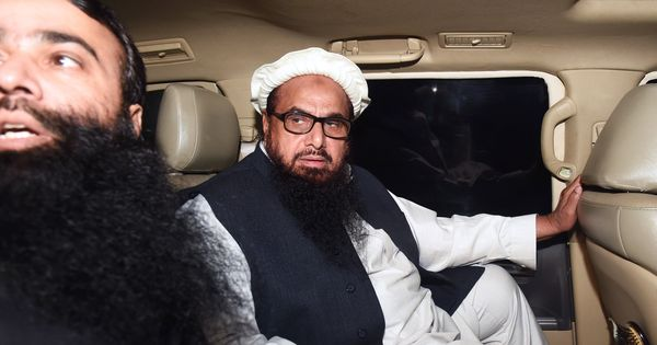 US asks Pakistan to rearrest Hafiz Saeed hours after his release from detention