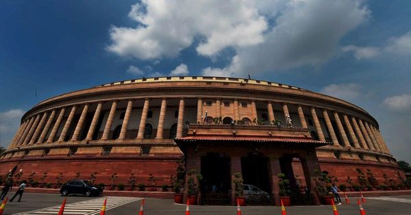 Congress writes to president seeking Winter Session of Parliament at the earliest