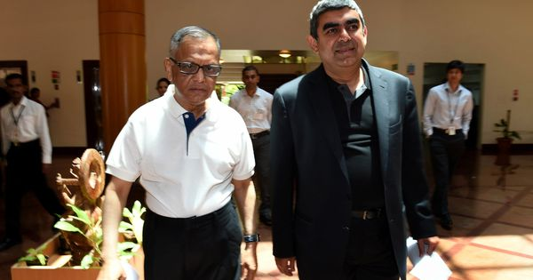 Infosys board says co-founder Narayana Murthy's 'continuous assaults' made Vishal Sikka resign
