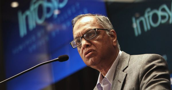 Biopic on Infosys co-founder Narayana Murthy in the works: Report