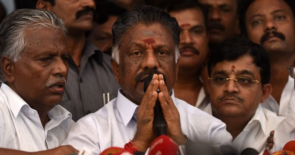 Won't let any family interfere with AIADMK, says O Panneerselvam after another round of merger talks